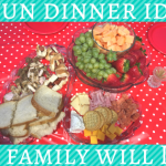 A fun, simple dinner idea your family will LOVE!
