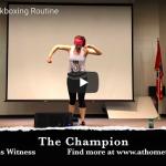 """The Champion"" Kickboxing"