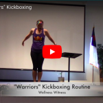 """We are Warriors"" Kickboxing"